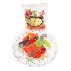 Mini Gummi Butterflies- 4 oz bag