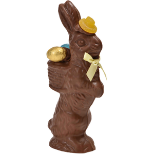 "7.75"" Milk Chocolate Easter Bunny # 9 - ""Small Fred's Favorite"""