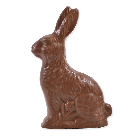 Milk Chocolate Solid Bunny (16 oz)