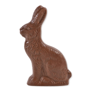 Milk Chocolate Solid Bunny (4 oz)