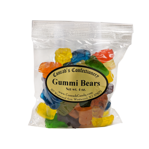 Gummi Bears- 4 oz bag