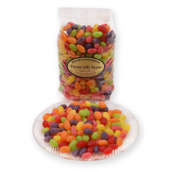 Assorted Pectin Jelly Beans (1lb)