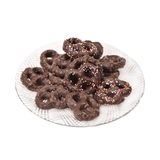 4oz Mini Pretzel  (Dark)