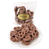 Milk Chocolate Mini Pretzels- 4 oz bag