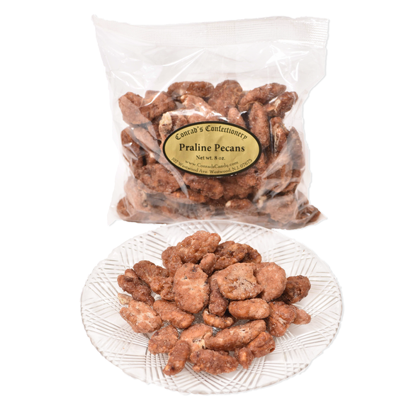 Praline Pecans- 8 oz bag