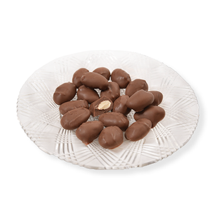 Milk Chocolate Almonds (Half Pound Box)
