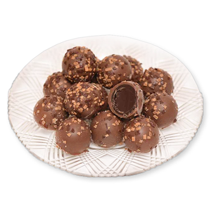 Milk Chocolate Tiramisu Truffles (Half Pound Box)