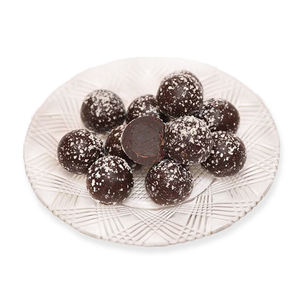 Dark Chocolate Rum Truffles (Half Pound Box)