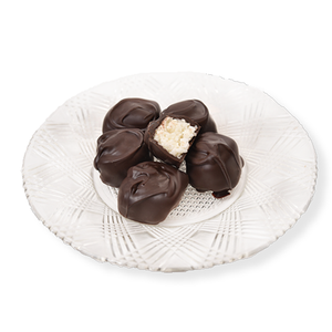 Dark Chocolate Coconut Mounds (Half Pound Box)