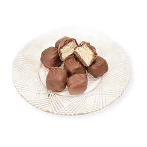 Milk Chocolate Coconut Mounds (Half Pound Box)