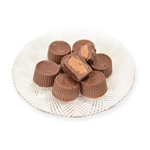 Milk Chocolate Peanut Butter Cups (Half Pound Box)