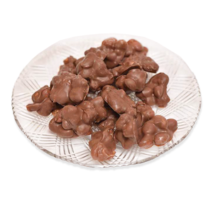 Milk Chocolate Peanuts (Half Pound Box)