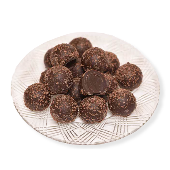 Dark Chocolate Truffles (Half Pound Box)