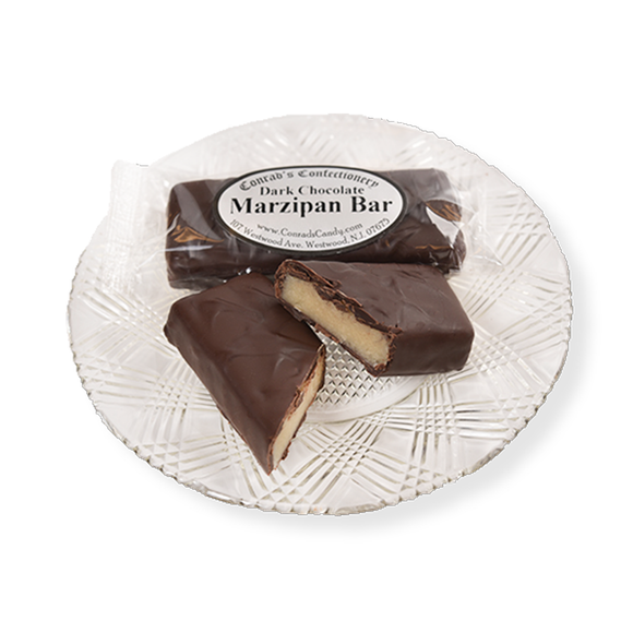 Dark Chocolate Marzipan Bar