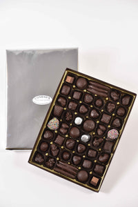 Large assortment of our favorite dark chocolates - Conrad's Confectionery