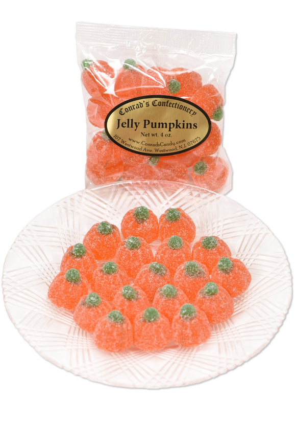 Jelly Pumpkins - Conrad's Confectionery