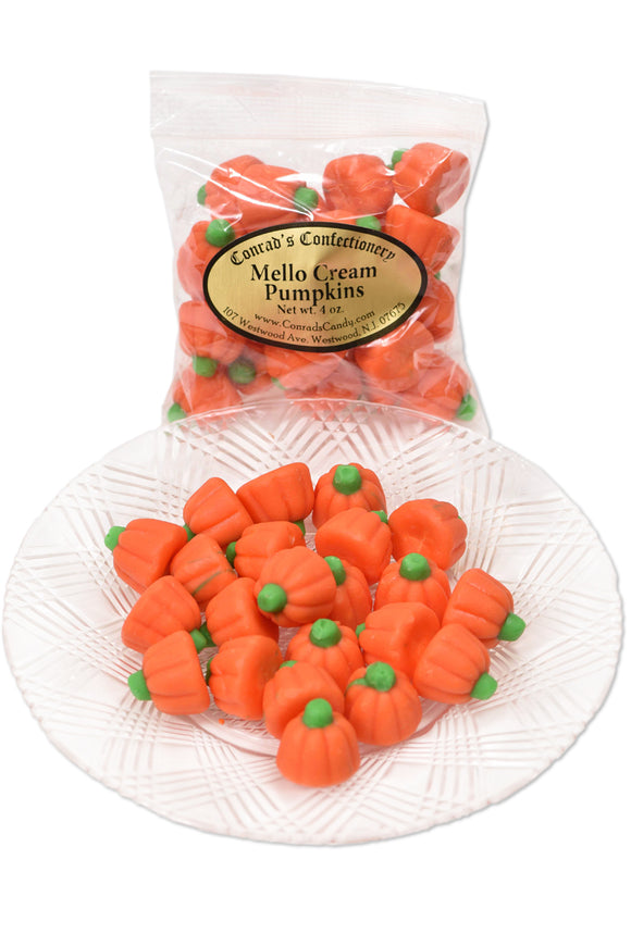 Mello Cream Pumpkins - Conrad's Confectionery