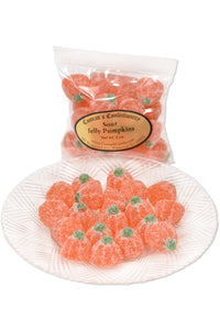 Sour Jelly Pumpkins - Conrad's Confectionery