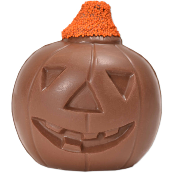 Milk Chocolate Hollow Jack O Lantern