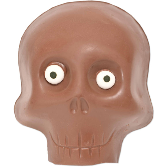 Milk Chocolate Skull - Conrad's Confectionery