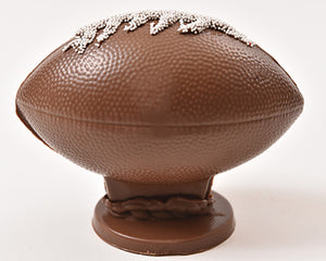 Milk Chocolate Small Football (Hollow) - Conrad's Confectionery