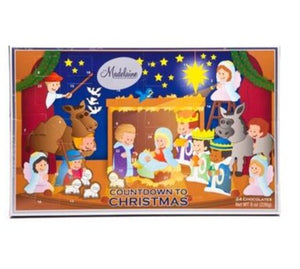 Christmas Pageant Advent Calendar
