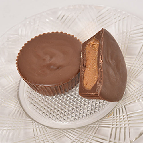 Milk Chocolate Peanut Butter Cup - Conrad's Confectionery