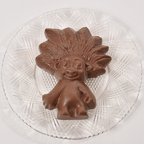 Milk Chocolate Troll (Solid)