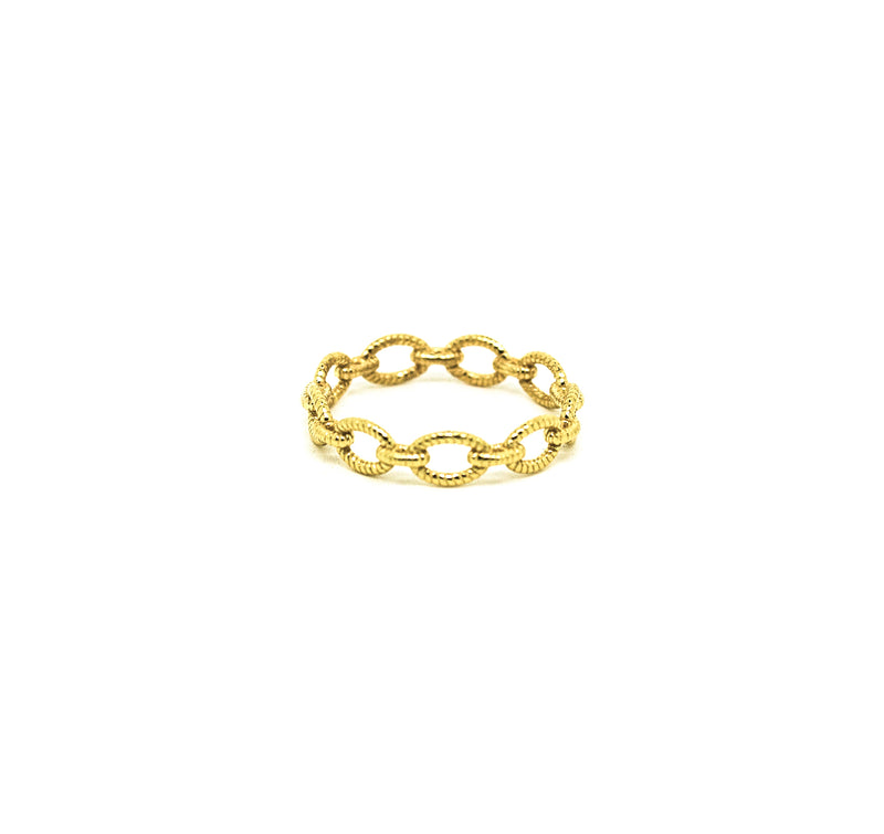 Anillo Ingrid chain - Nanna Folk