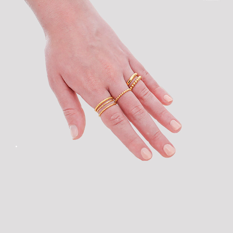 Anillo stacking bubbles - Nanna Folk
