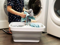Collapsible Portable Washing Tub/Basket