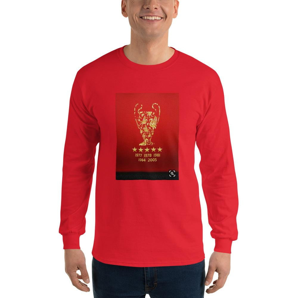 Champions Long Sleeve T-Shirt