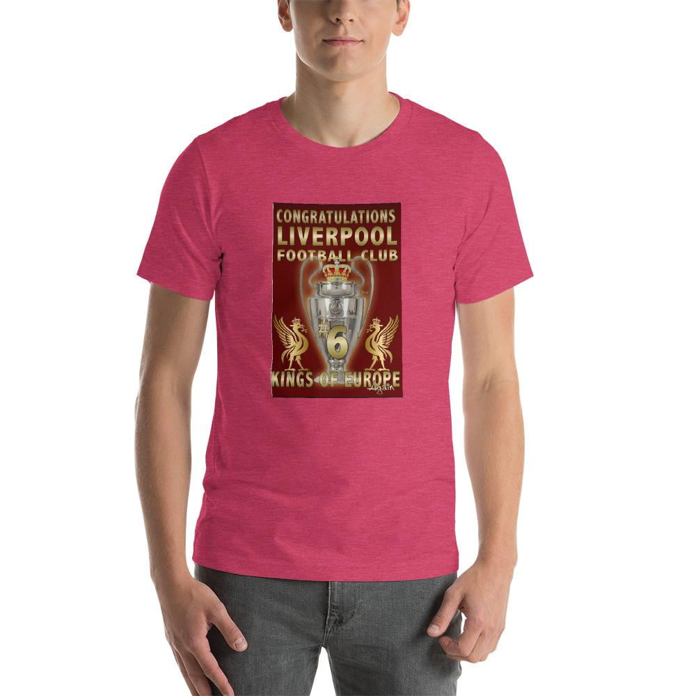 Liverpool 2019 Trophy Short-Sleeve Unisex T-Shirt