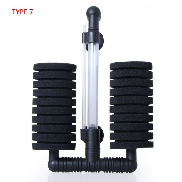 Oxygenated Pump Skimmer Biochemical Sponge Filter