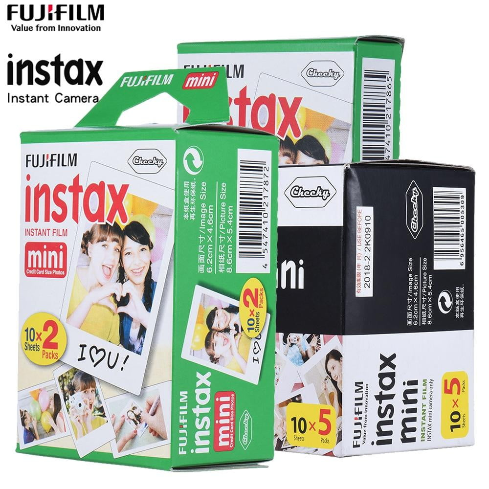 Fujifilm Instax Mini Camera Films
