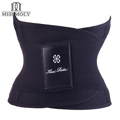 Sweat Waist Trainer Body Shape Shaper