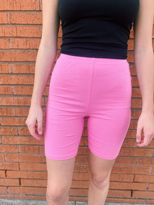 Bubble Gum Bike Short