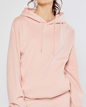 Load image into Gallery viewer, Sadie Sweat Set - Pink Hoodie