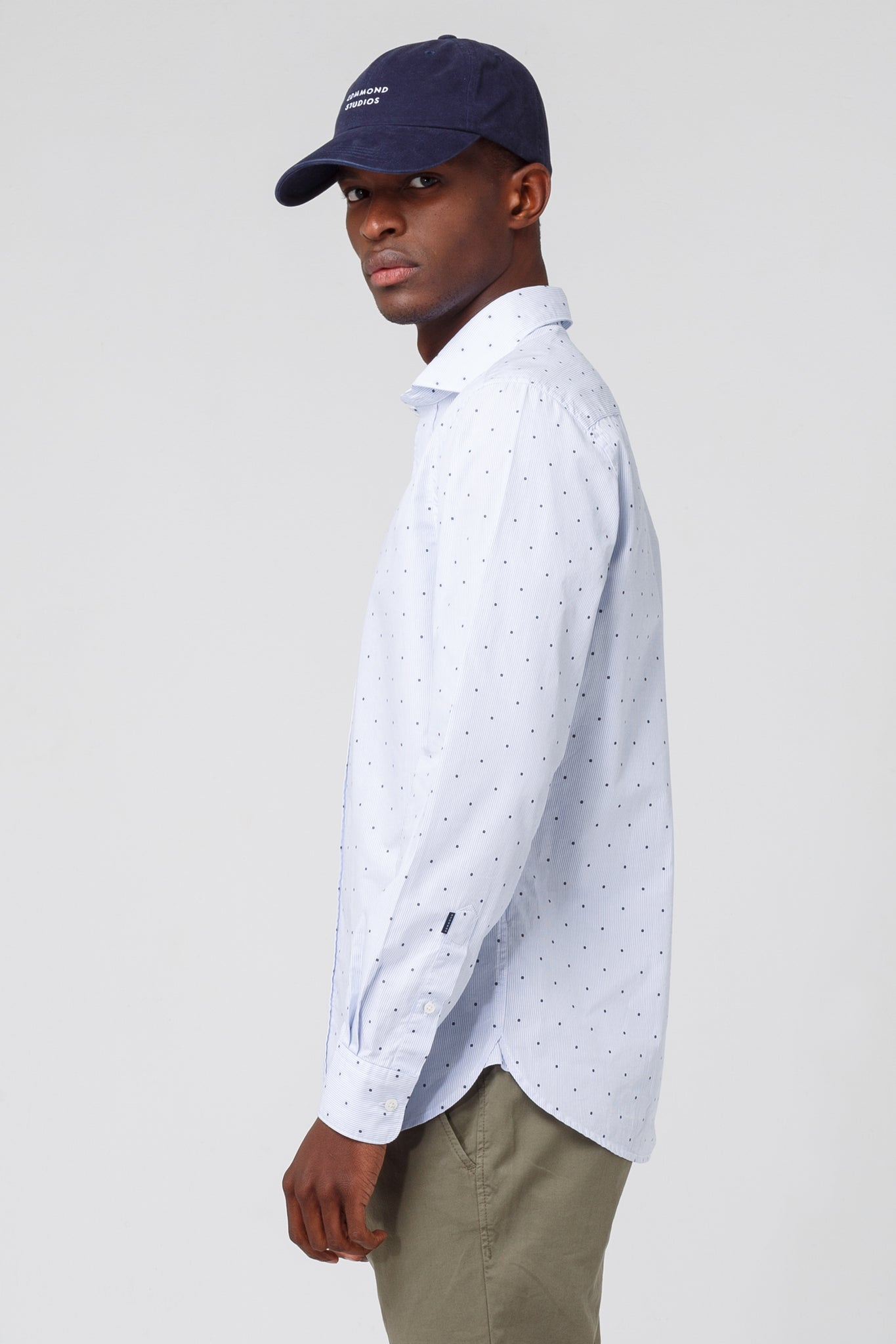THE GENT SHIRT FIL COUPÉ