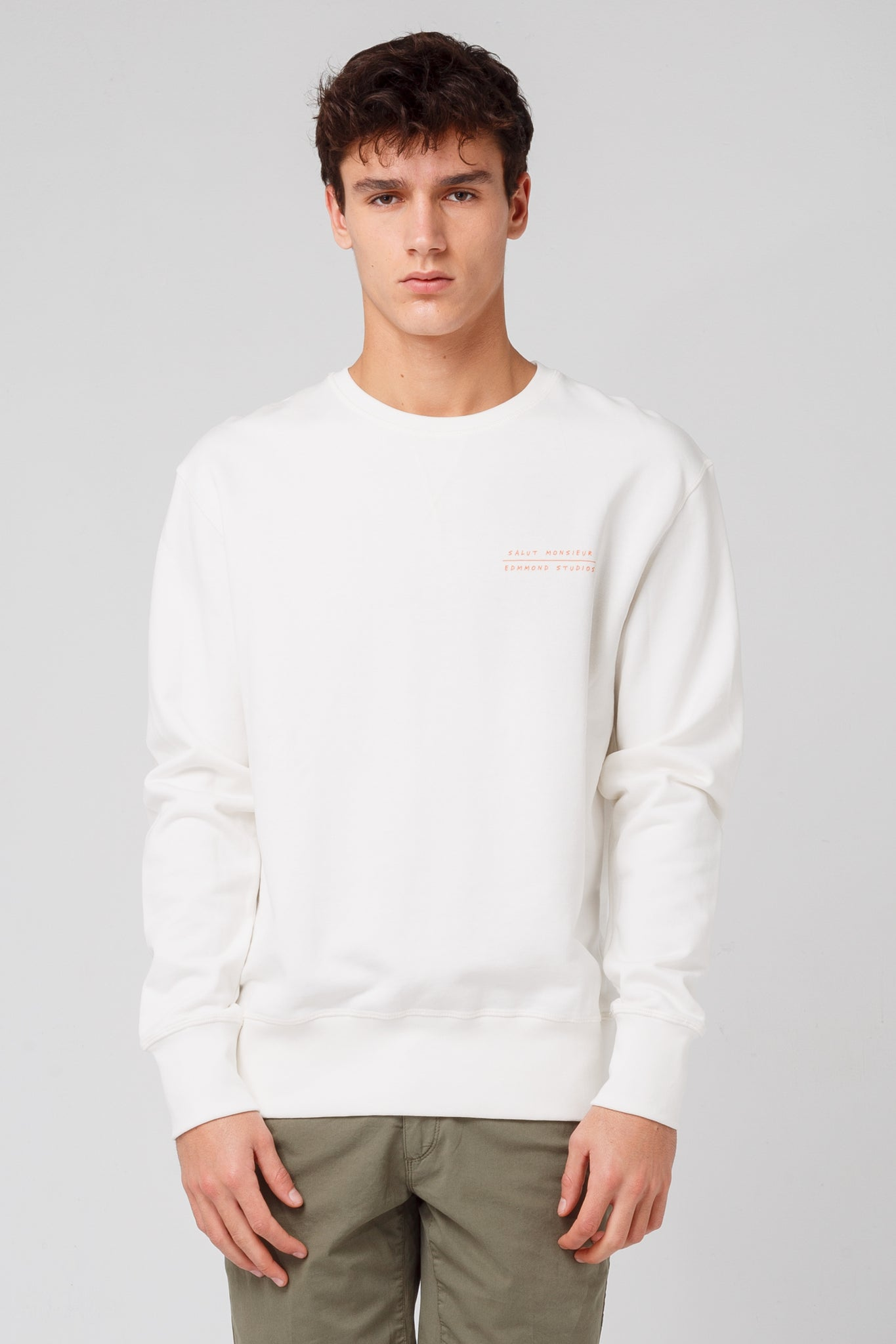 PLAIN OFF WHITE