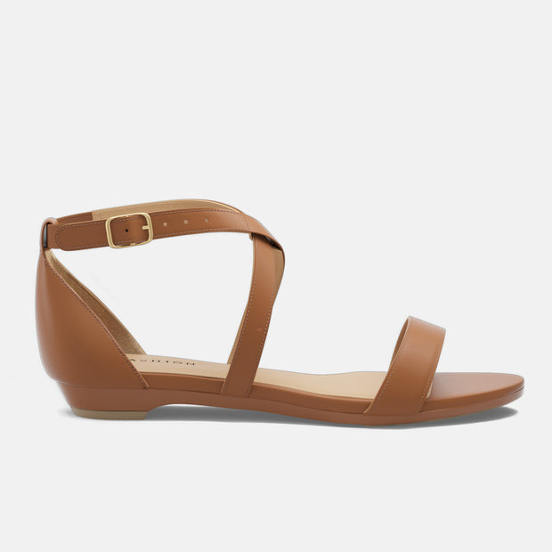 The Sandal - Leather Block