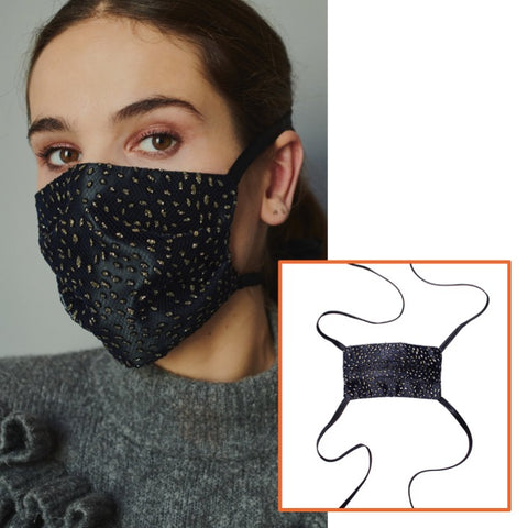 Florence Bridge face covering - CODE CHROMA gift guide