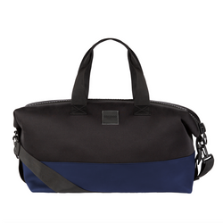 large black navy gym bag for boxing