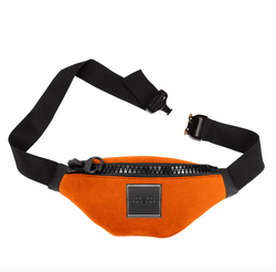 orange bum bag for sports