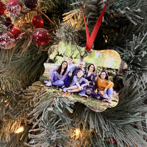 Custom Photo Ornament | Custom Christmas Ornamnet | personalized Ornament | Photo Ornamnet