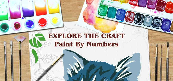 How To: Paint By Numbers
