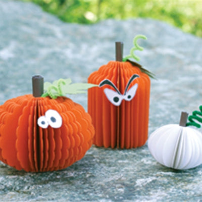 Ghoulish Pumpkins - PROJECT
