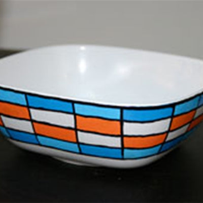 Blue Orange Bowl