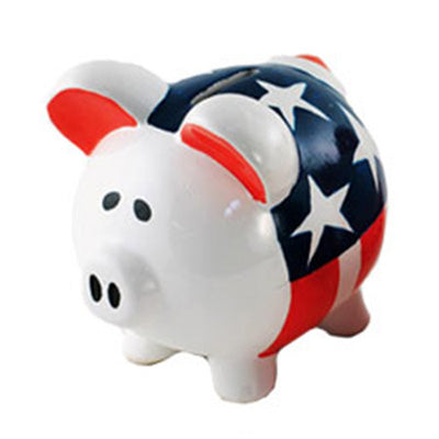 All American Piggy Bank