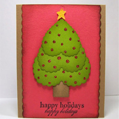 Lovely Tree Card